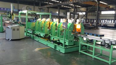 Chine Refrigerator Door Panel Forming Line / Durable Automated Assembly System fournisseur